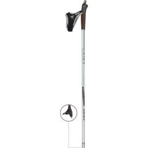 KV+ Campra Clip Pole, KV Plus Cross-Country Ski Poles in Canada and USA