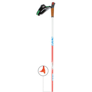 KV+ CH-1 Clip Pole, KV Plus Cross-Country Ski Poles in Canada and USA