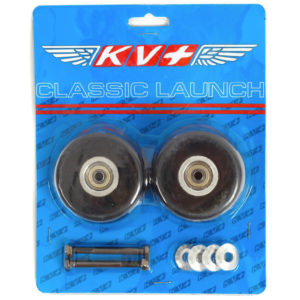 KV+ Classic Rollerski Wheels 75x44 mm Front, KV+ Rollerski in Canada and USA