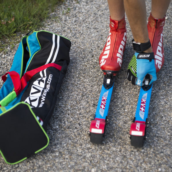 KV+ Launch Classic Rollerski in use, KV+ Rollerski in Canada and USA