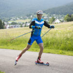 KV+ Launch Skate Rollerski in use 1, KV+ Rollerski in Canada and USA
