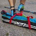 KV+ Rollerski Bag in use 1, KV+ Rollerski and accessories in Canada and USA