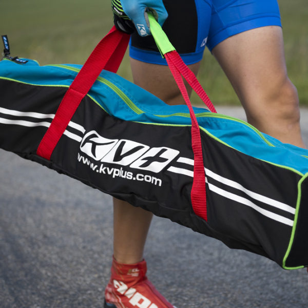 KV+ Rollerski Bag in use 2, KV+ Rollerski and accessories in Canada and USA