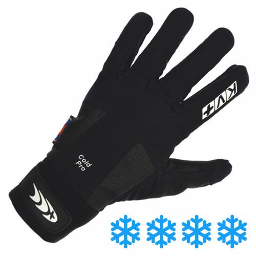 5G05 KV+ Cold Pro Gloves Black Outer Side