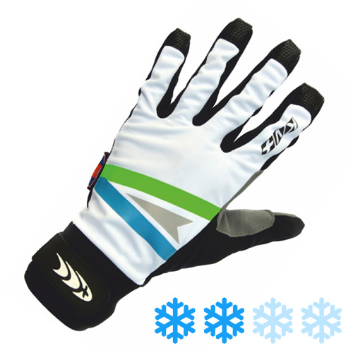 5G07.00 KV+ Focus Gloves White Outer Side