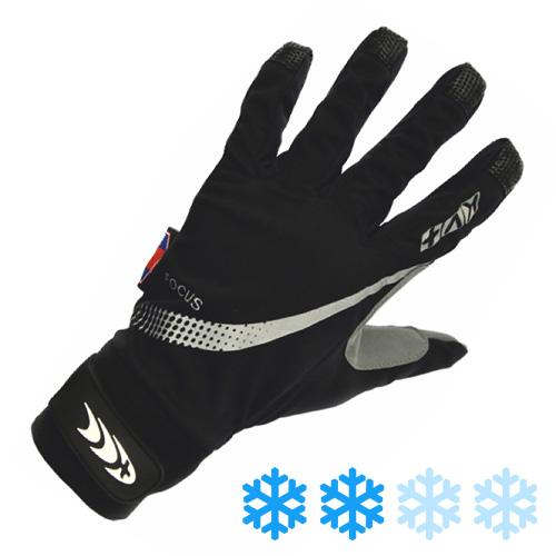 5G07.1 KV+ Focus Gloves Black Outer Side