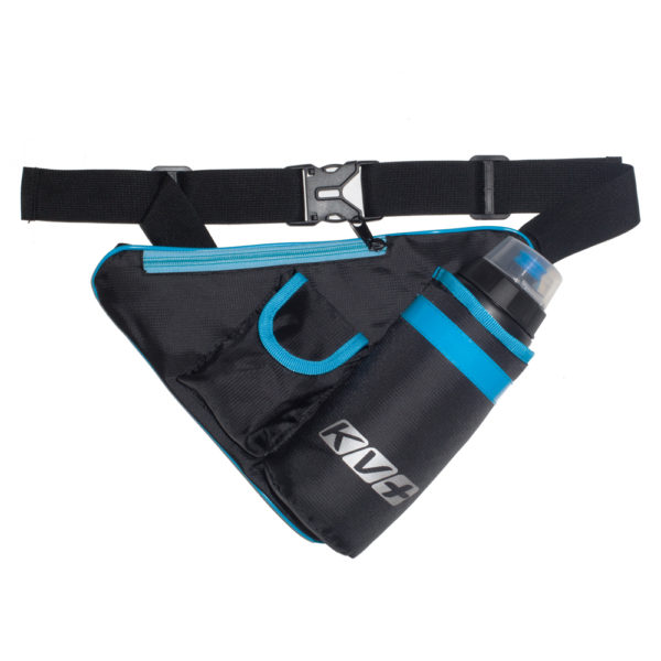 6D07 KV+ waist bag with thermo bottle
