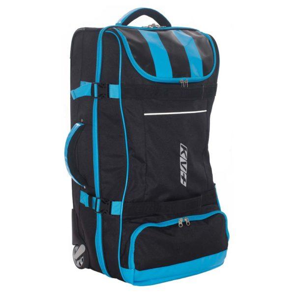 6D12.12 KV+ 110L Black Trolley Bag 1