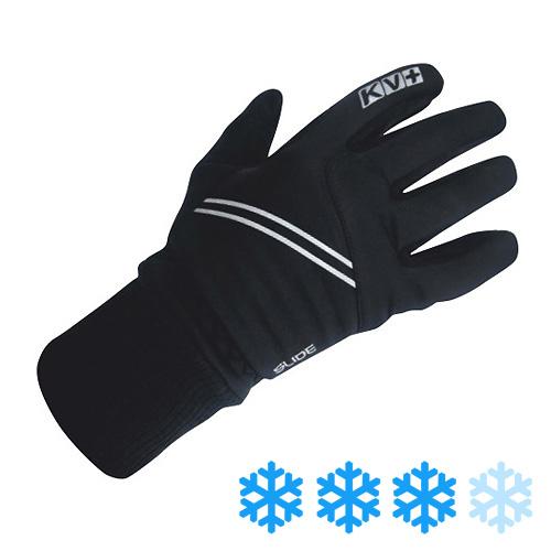 6G10.1 and 6GJ10.1 KV+ Slide and Slide Junior Gloves Black Outer Side
