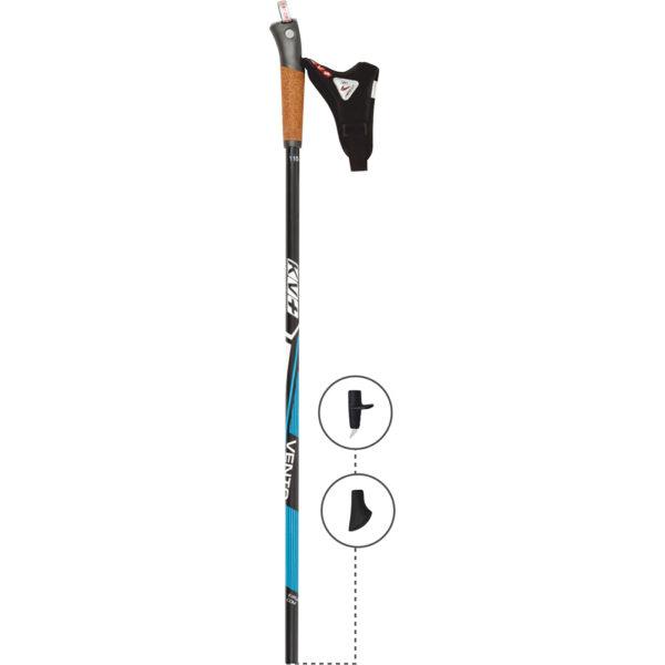 5W02C KV+ Vento Clip Pole