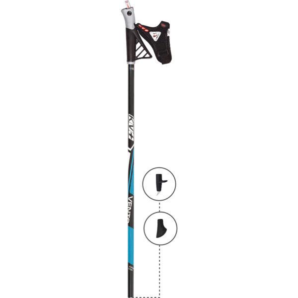 5W02EC KV+ Vento Ergo Clip Pole