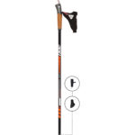 5W08C KV+ Exclusive Clip Pole. KV+ KV Plus Nordic Walking Poles in Canada and USA