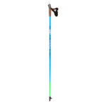 5W09CBG KV+ Prestige Clip Pole blue-green. KV+ KV Plus Nordic Walking Poles in Canada and USA
