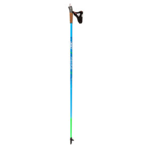 5W09CBG KV+ Prestige Clip Pole blue-green. KV+ KV Plus Nordic Walking Poles in Canada and USA