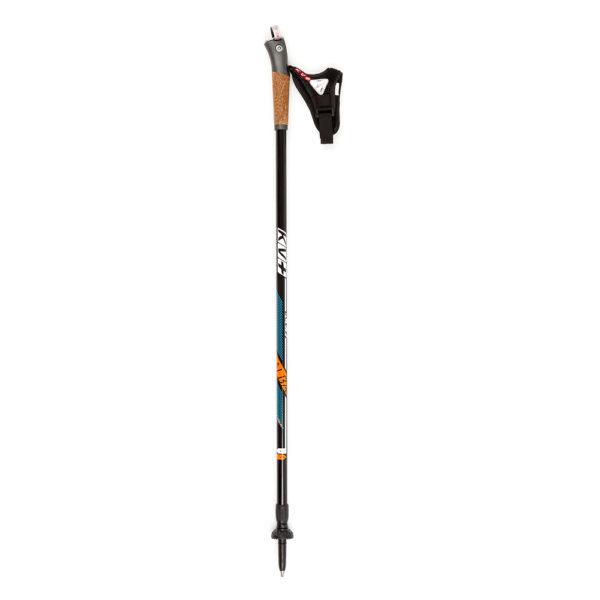 5W11C KV+ Alba Clip Pole Full Length. KV+ KV Plus Nordic Walking Poles in Canada and USA