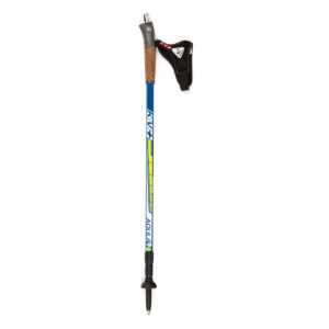 5W12C KV+ Adula Carbon Clip Pole. KV+ KV Plus Nordic Walking Poles in Canada and USA