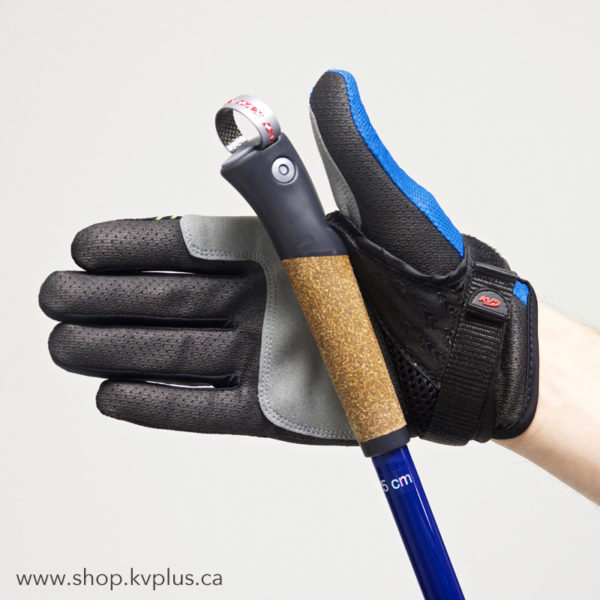 KV+ NW Pole with Elite Clip Handle and Campra Clip Strap 2. KV+ KV Plus Nordic Walking Poles in Canada and USA