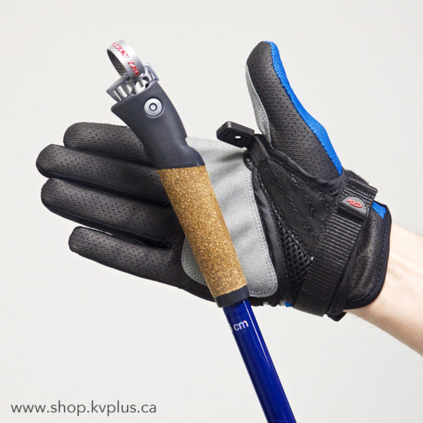 KV+ NW Pole with Elite Clip Handle and Campra Clip Strap 3. KV+ KV Plus Nordic Walking Poles in Canada and USA